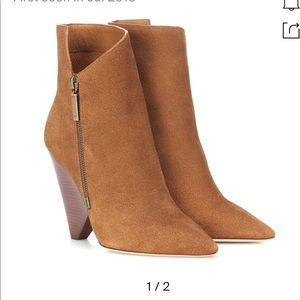 YSL Niki ankle boots 39